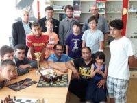(Slovenčina) Podporili sme sachovy turnaj deťi z klubu Hrochotských jazdcov